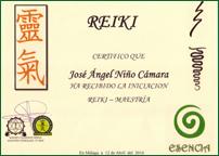 Janc Reiki Ho Ryu